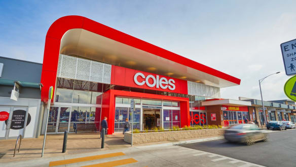 Coles sells Aurora shopping centre for $44m