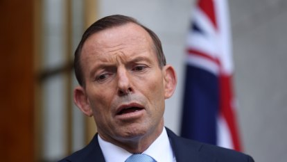 Tony Abbott backs away from infamous 'Islamophobia hasn't killed anyone' remark