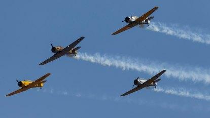 Air show set to return for Perth Australia Day celebrations