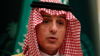 Saudi warning it will respond 'with strength and determination' to Iran