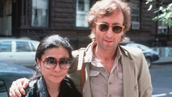 Making a resolution to be less judgmental, even over Lennon's lyrics