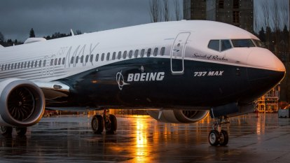 Boeing 'open-minded' to changing the name of grounded 737 Max jet