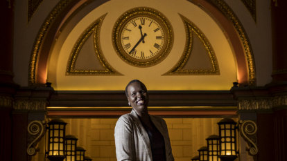I feel free: Lawyer Nyadol Nyuon's journey from horror to hope