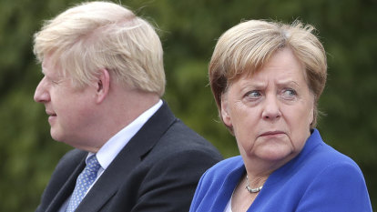 Yes, ma'am: Merkel gives Boris Johnson 30 days to fix Brexit backstop