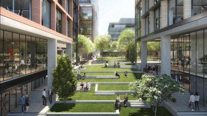 Macquarie Park gets $750m business district