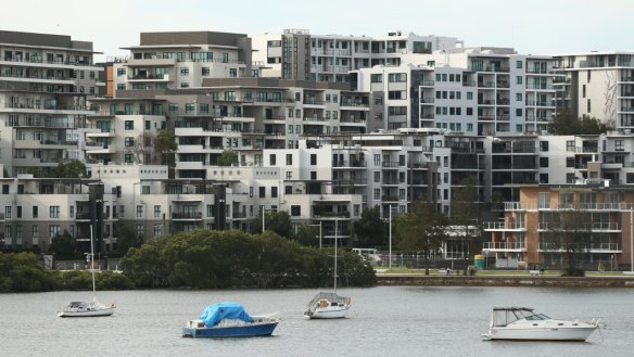 Australia could suffer the biggest property price falls in the world this year