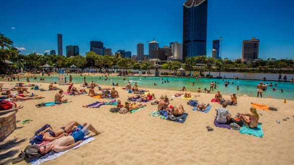 Scorcher of a day could be fatal, QAS warns