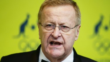 AOC President John Coates has shared the Nick D'Arcy files with the NRL.