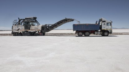 Bidders circle stake in Australian miner Galaxy's lithium project