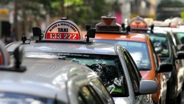 Cabs out of the centenary suburbs will cost just $1.