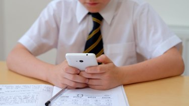 Pressure is mounting on Catholic and independent schools to ban mobile phones following the Victorian government's decision to outlaw the devices in public schools.