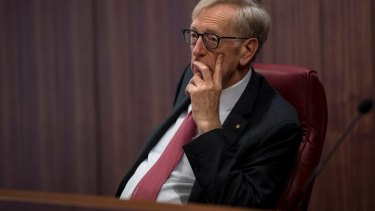 Misconduct in the wealth management sector was a key focus of royal commissioner Kenneth Hayne.