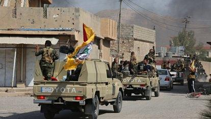 Iraqi city of Kirkuk rocked by explosions during Ramadan dinner