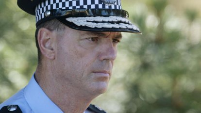 Former WA top cop flags legal action over report 'aimed to trash' his legacy