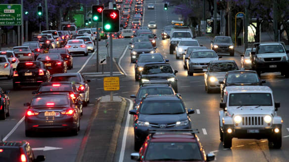 A plan to push for federal and state commitment to major road and transport projects is underway in South-East Queensland.