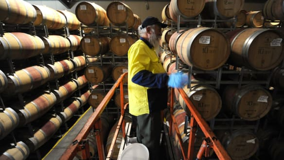 Treasury Wine Estates has not disclosed the details around its COO's dismissal.
