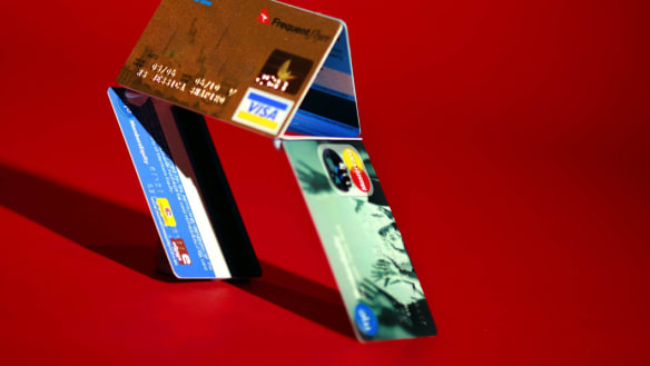 Why you can now have a mortgage or a credit card… but not both