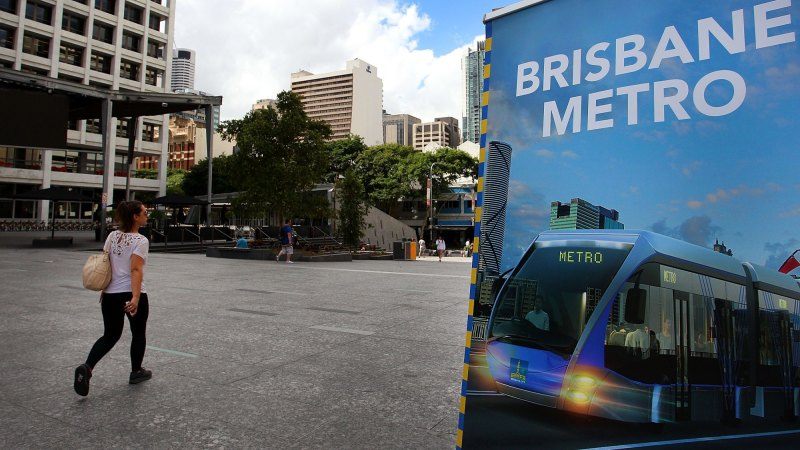 Brisbane Metro could be cool  if it gets more than a ghost of a chance