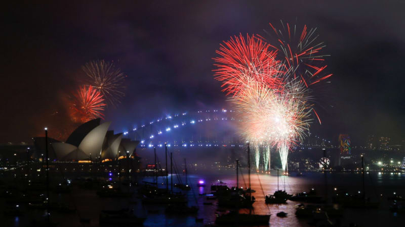 Sydney Nye Best Places To Watch New Years Eve Fireworks