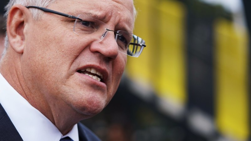 'Disgusting': Morrison slams Senator's comments on Christchurch massacre