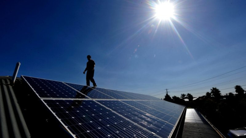 Solar rebates to return on July 1 with first-in-best-dressed system