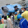 Chinese workers killed in 'suicide bombing' last month, says Pakistan