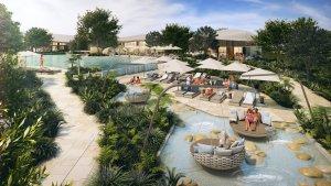 Elements of Byron hotel resort