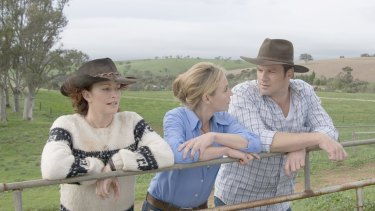 Australian program McLeod's Daughters.