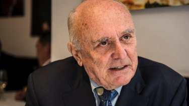 Professor Allan Fels tells a parliamentary inquiry to split audit firms.