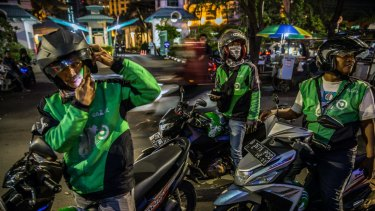 Indonesian start-up Go-Jek was recently valued at $US10 billion.