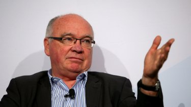 Peter Strong is the head of the Council of Small Business Organisations Australia.