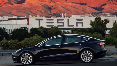 It isn't all doom and gloom for Tesla, which reported its biggest quarterly profit to date last month.