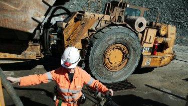 ABS figures show a strong lift in capital spending by the mining sector in 2019-20.