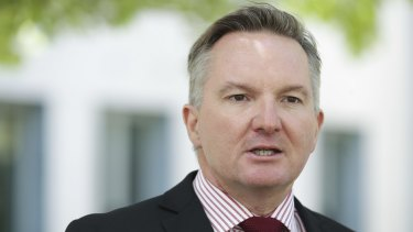 Shadow treasurer Chris Bowen has confirmed Labor will axe the First Home Super Savers Scheme while setting a legislated objective for superannuation.