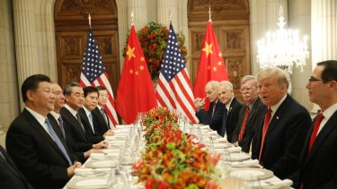 'A breakdown in US-China trade talks would 'absolutely see a crisis' develop, says analyst.