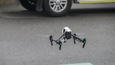 WA Police will be operating drones in public spaces to deter social gatherings.