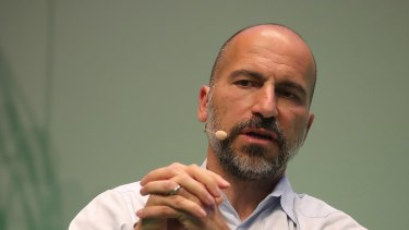 Uber chief executive Dara Khosrowshahi says the company has been focussed on safety but wants to improve.
