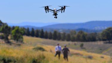 Drones are already being used to assess the impact of bush fires and other emergencies during Victorian summers.