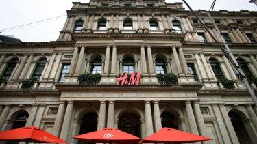The site of Melbourne's iconic GPO is worth only $1.