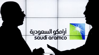 Working as an executive for Aramco is a highly-coveted role.