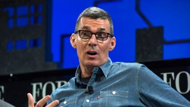 "Levi's CEO Chip Bergh labelled Trump's move a ""travesty""."