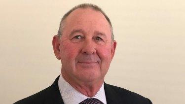 Keith Perrett, the chairman of valuer LandMark White