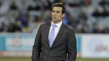 Condition: League great Andrew Johns has been suffering from seizures.