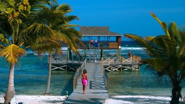The Cayman Islands is a popular tax haven.
