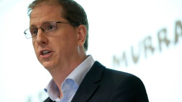 JB Hi-Fi CEO Richard Murray says Good Guys gained share in difficult white goods market.
