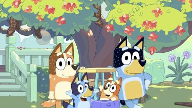 Bluey season 2 has just dropped onto ABC Kids iView.