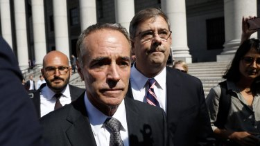 US congressman Christopher Collins has resigned over his involvement in alleged insider trading at Australian firm Innate Immunotherapeutics.
