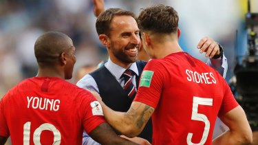 Jealousy: Wayne Rooney some players from his generation resent Gareth Southgate and England's recent World Cup success.