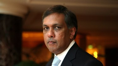 Ellerston Capital's Ashok Jacob.