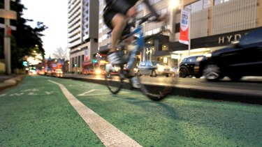 The Ipsos poll shows strong support for cycleways in Sydney.